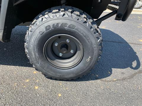 2020 Kawasaki Mule 4010 Trans4x4 in Greenville, North Carolina - Photo 12