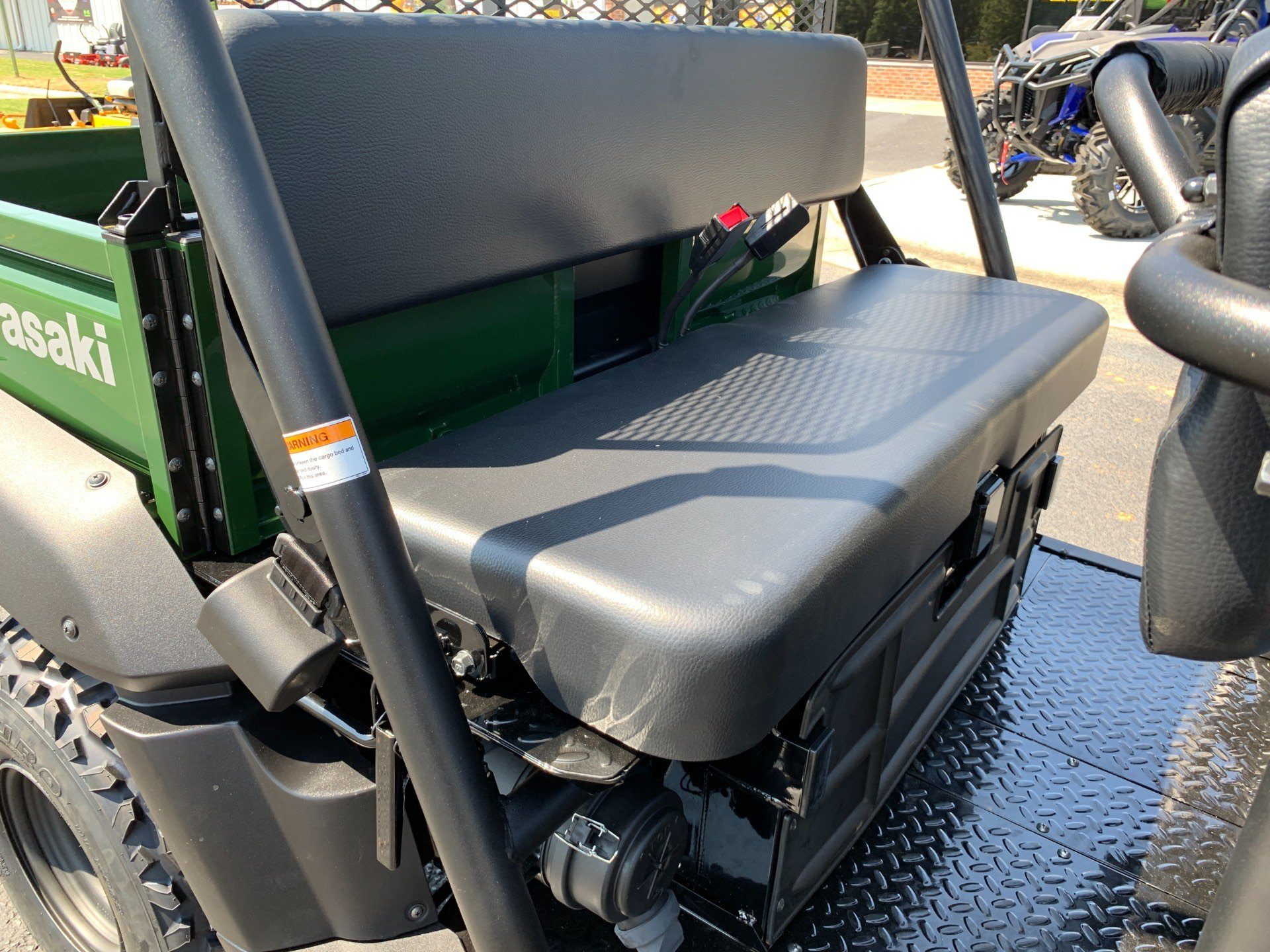 2020 Kawasaki Mule 4010 Trans4x4 in Greenville, North Carolina - Photo 15