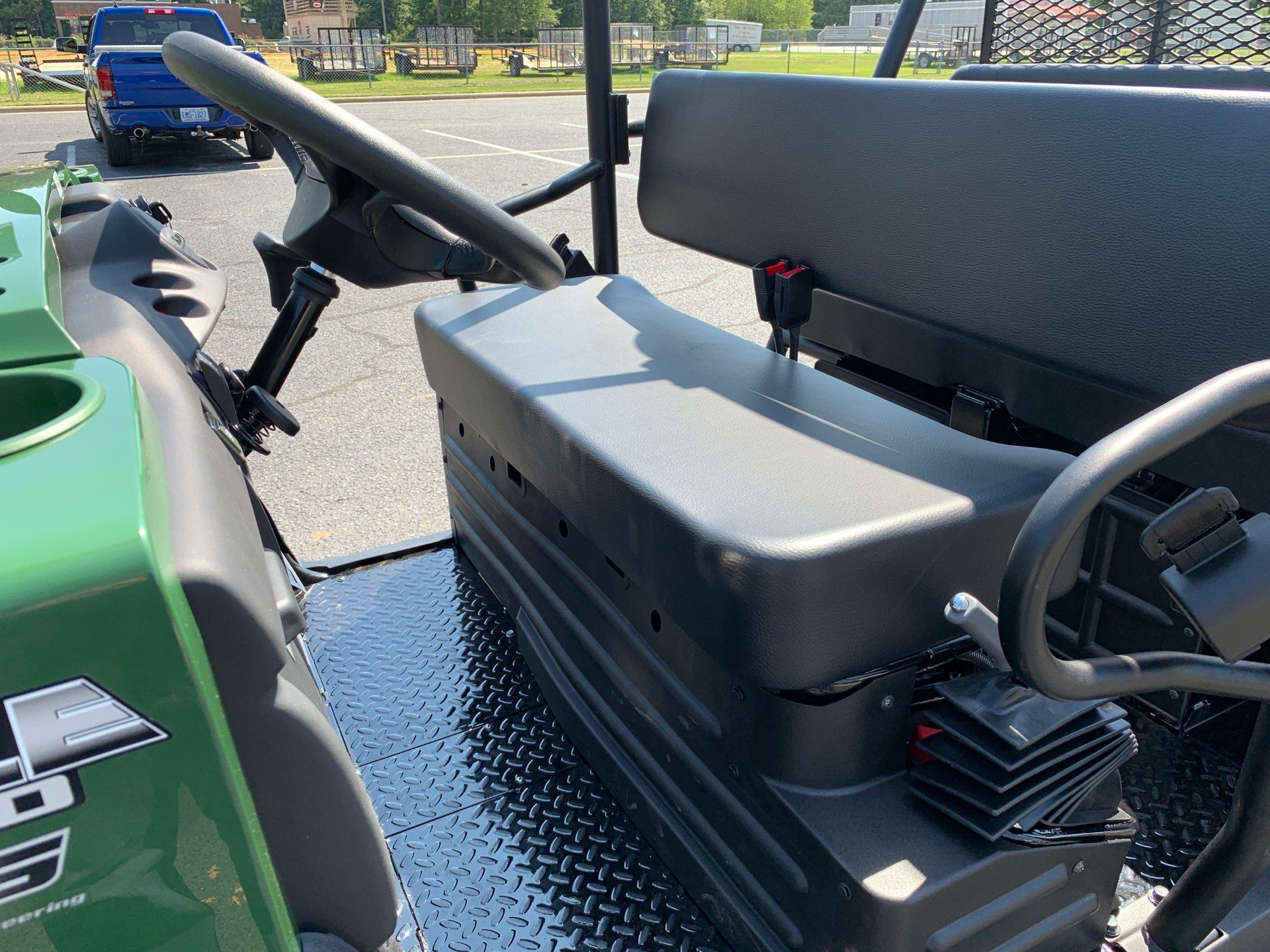 2020 Kawasaki Mule 4010 Trans4x4 in Greenville, North Carolina - Photo 16