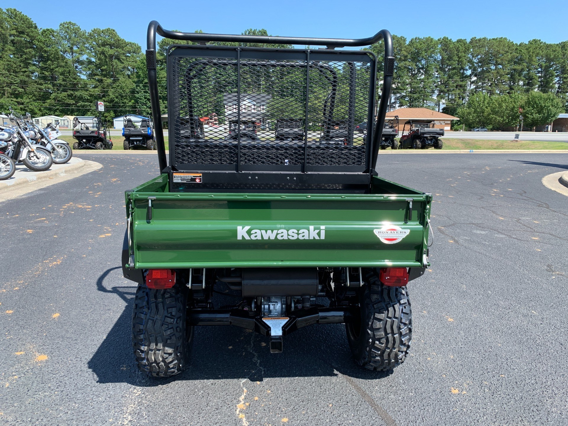 2020 Kawasaki Mule 4010 Trans4x4 in Greenville, North Carolina - Photo 10