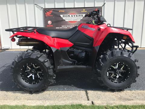 2021 Suzuki KingQuad 400ASi in Greenville, North Carolina - Photo 1