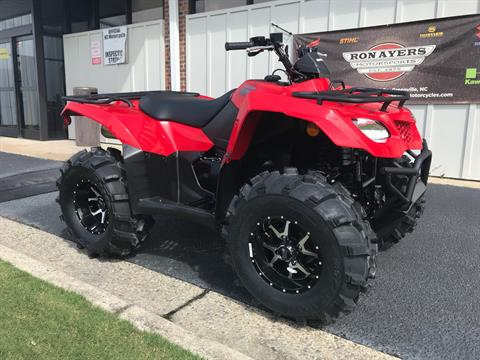 2021 Suzuki KingQuad 400ASi in Greenville, North Carolina - Photo 2