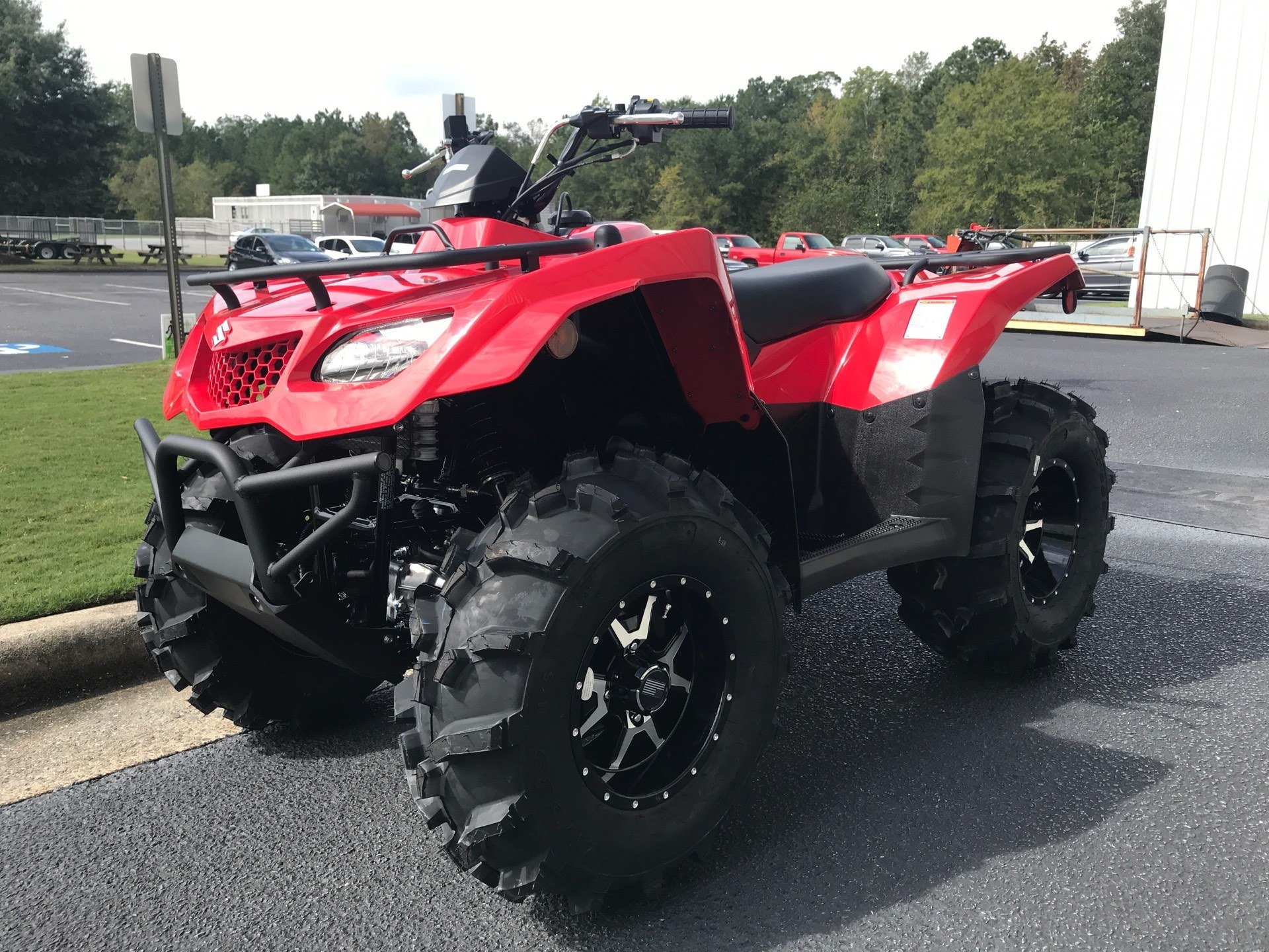 2021 Suzuki KingQuad 400ASi in Greenville, North Carolina - Photo 4