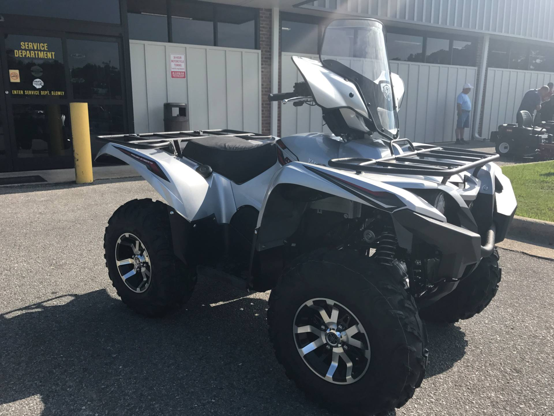 2018 Yamaha Grizzly EPS LE in Greenville, North Carolina - Photo 6