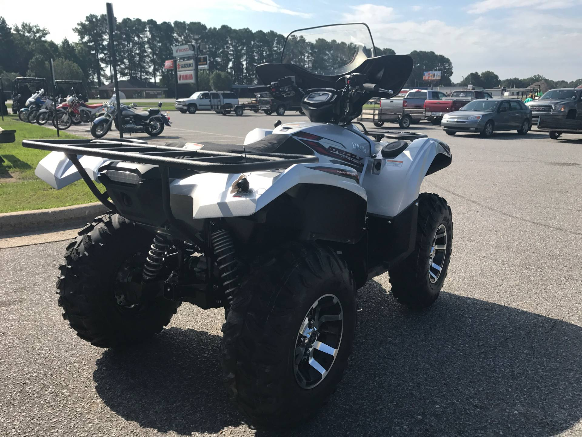 2018 Yamaha Grizzly EPS LE in Greenville, North Carolina - Photo 9