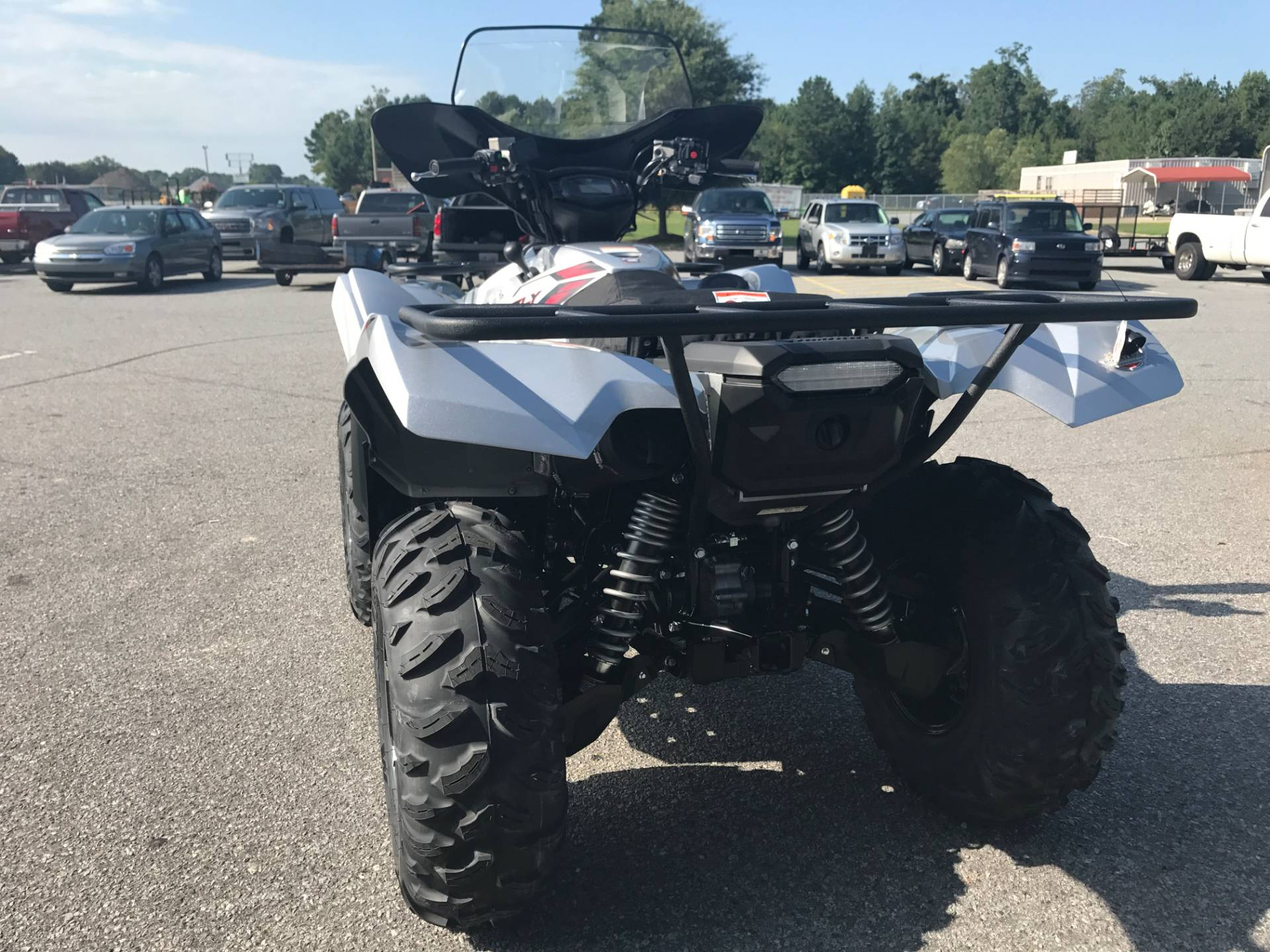 2018 Yamaha Grizzly EPS LE in Greenville, North Carolina - Photo 11