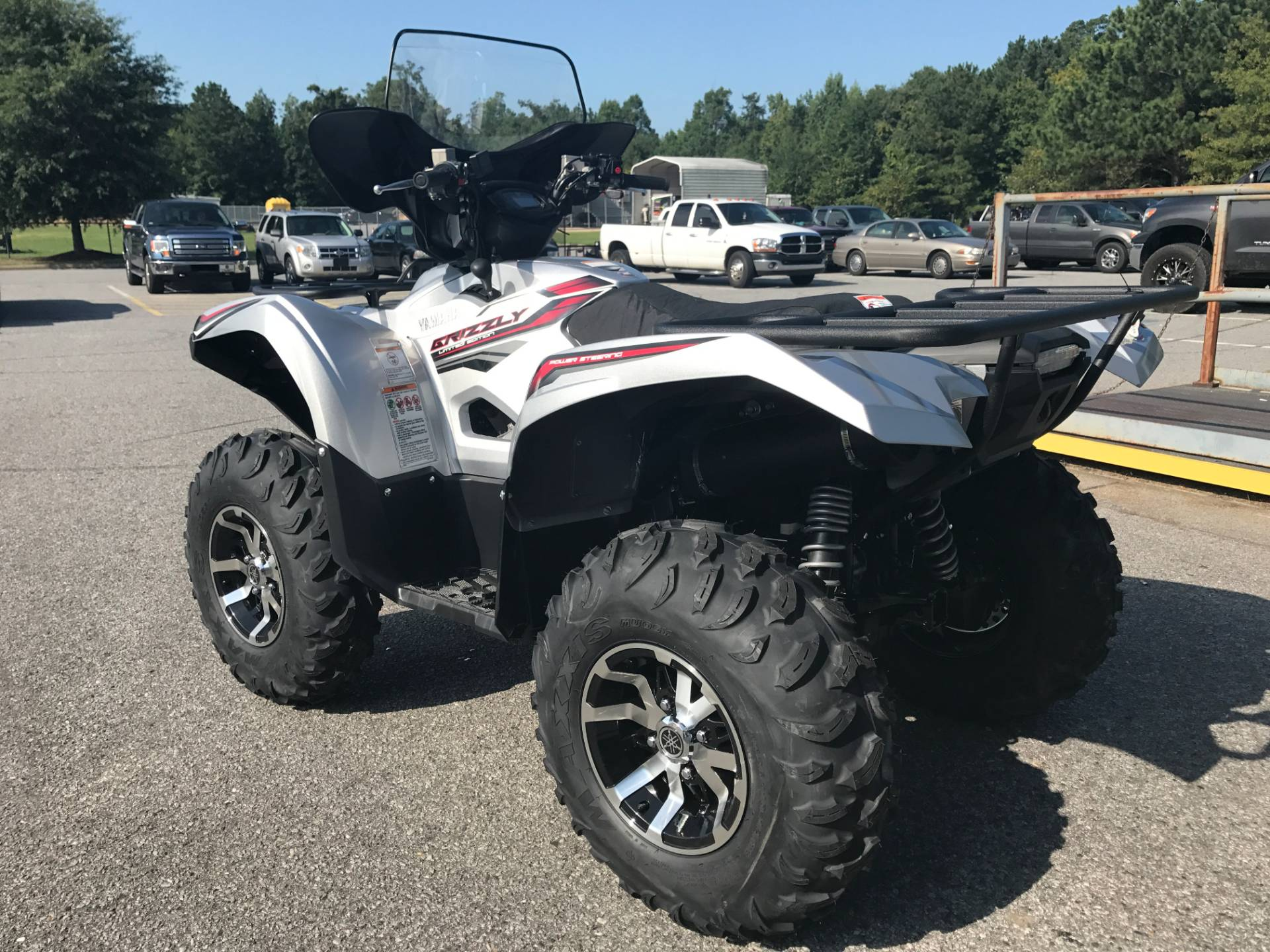 2018 Yamaha Grizzly EPS LE in Greenville, North Carolina - Photo 12