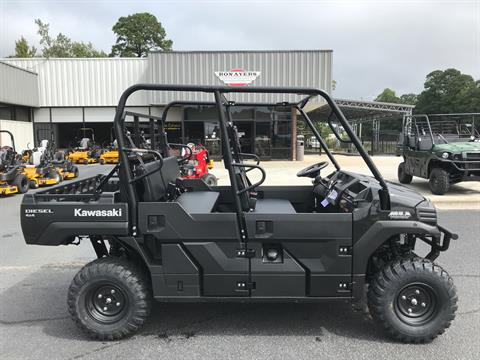 2021 Kawasaki Mule PRO-DXT Diesel in Greenville, North Carolina