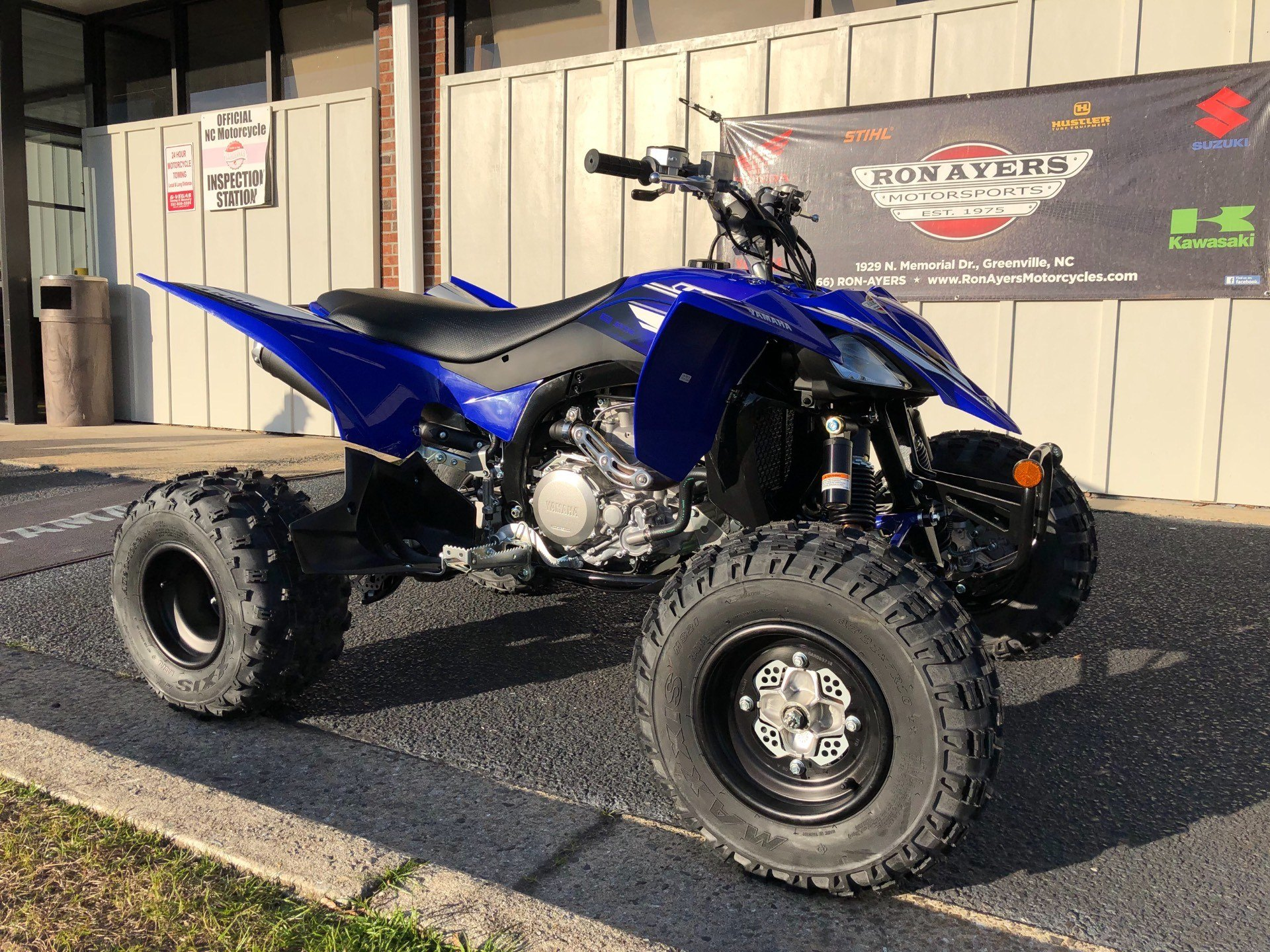 2019 Yamaha YFZ450R in Greenville, North Carolina - Photo 2