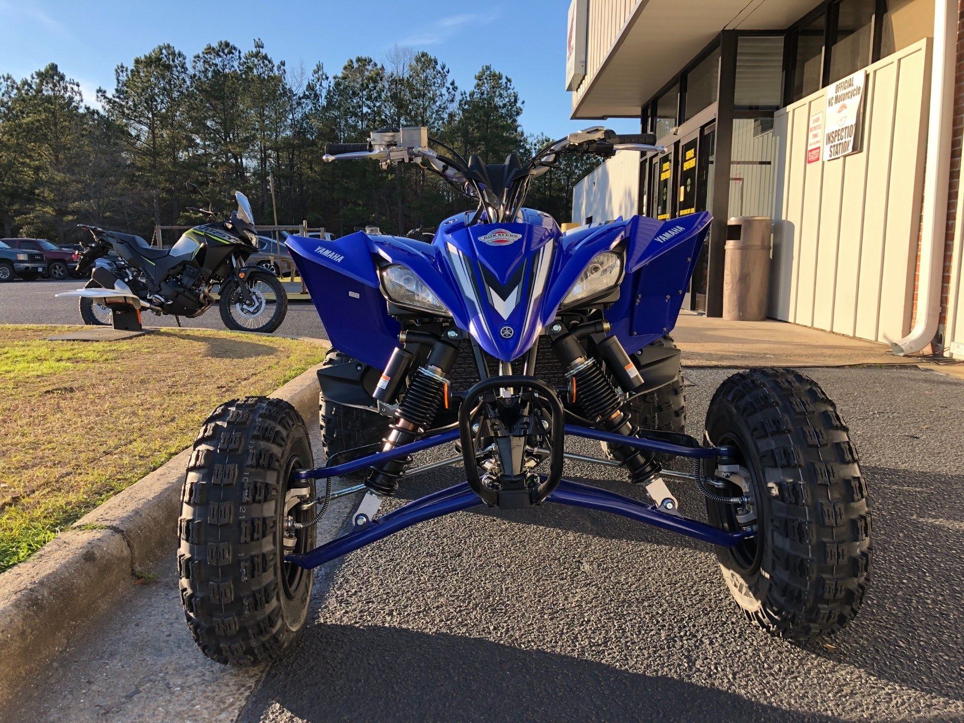 2019 Yamaha YFZ450R in Greenville, North Carolina - Photo 4