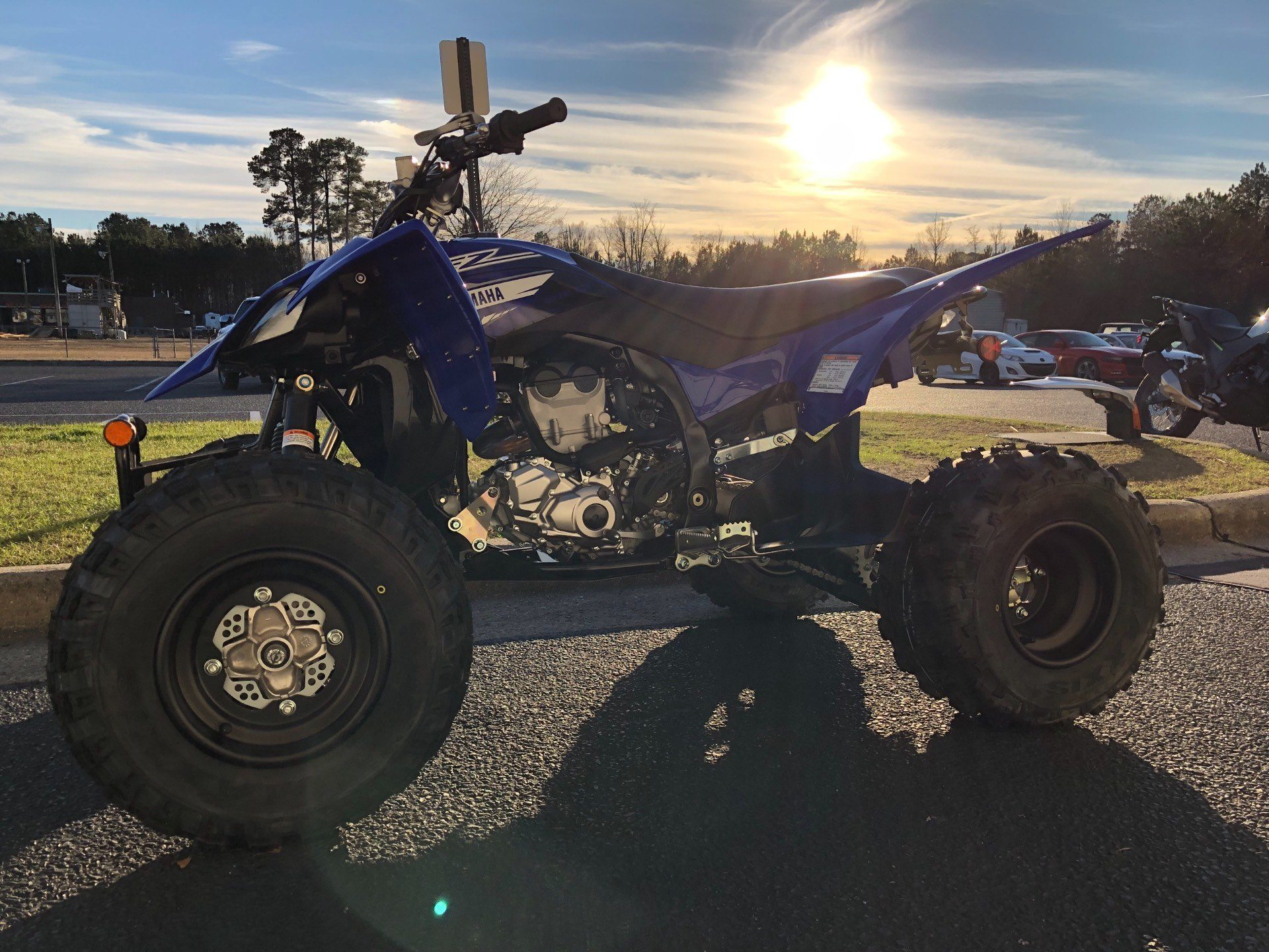 2019 Yamaha YFZ450R in Greenville, North Carolina - Photo 6
