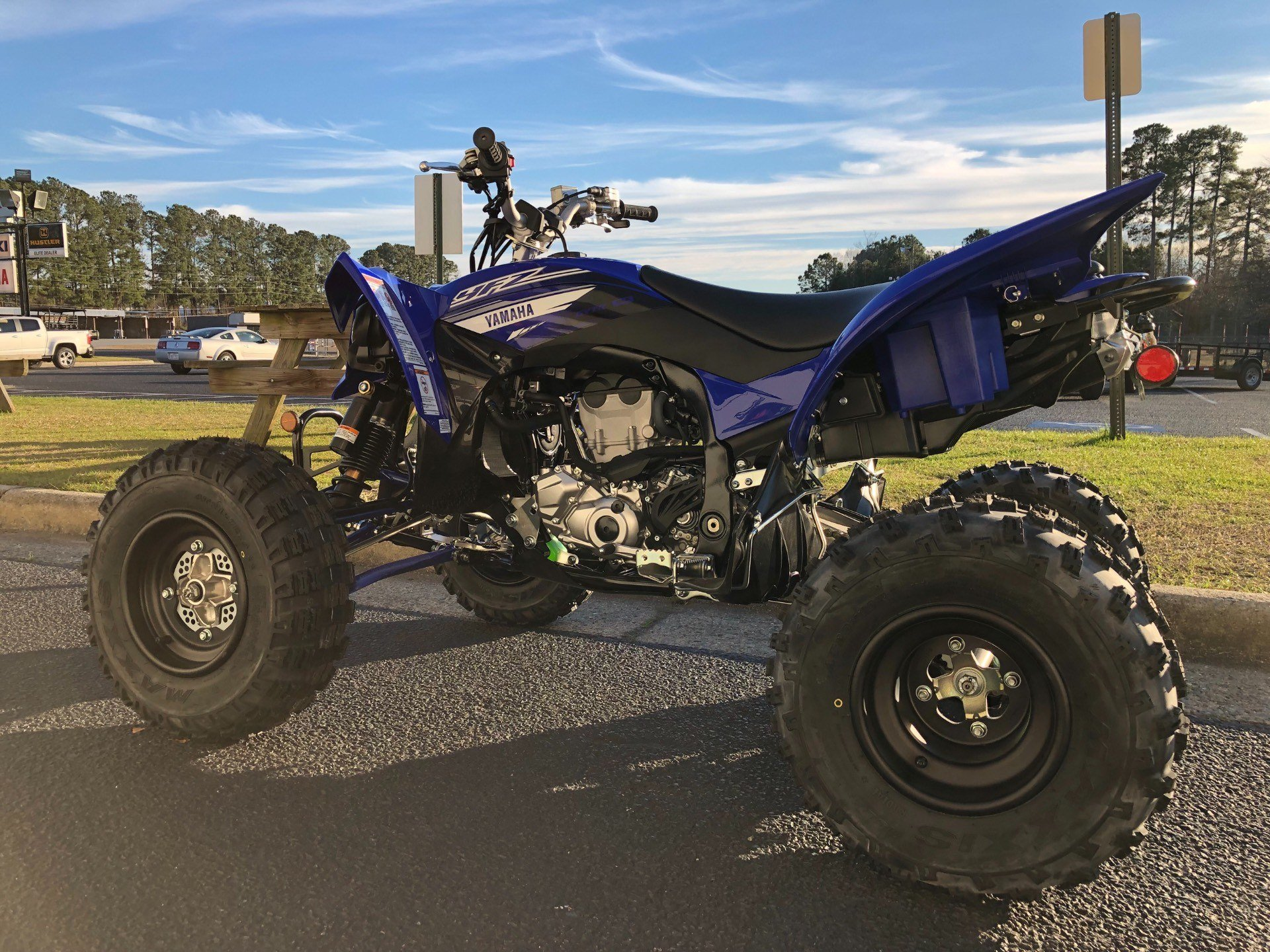 2019 Yamaha YFZ450R in Greenville, North Carolina - Photo 7