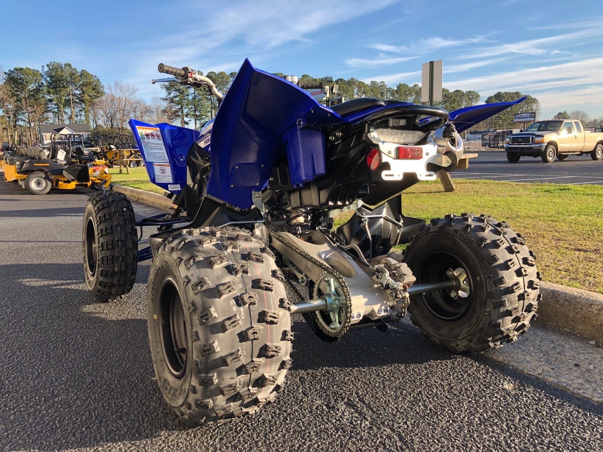 2019 Yamaha YFZ450R in Greenville, North Carolina - Photo 8