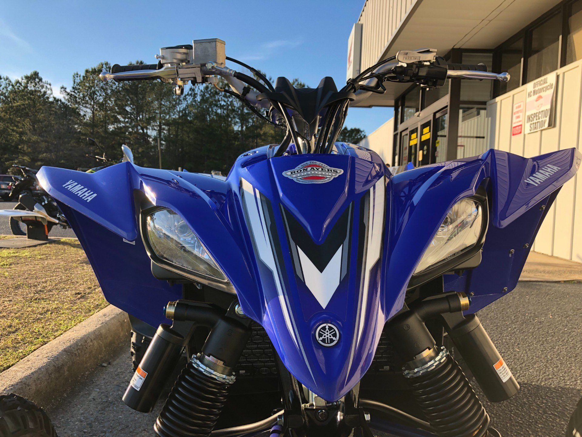 2019 Yamaha YFZ450R in Greenville, North Carolina - Photo 11
