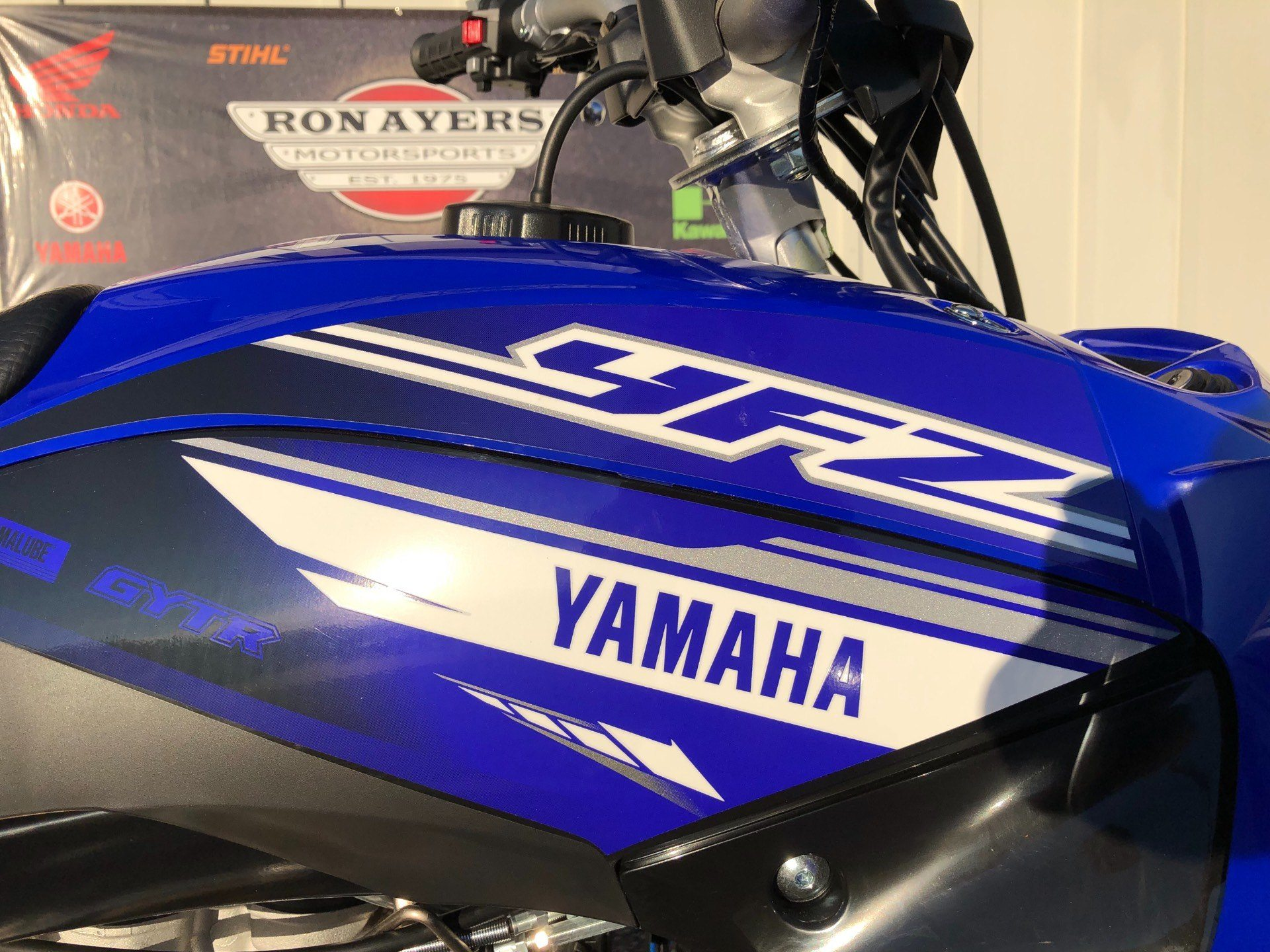 2019 Yamaha YFZ450R in Greenville, North Carolina - Photo 14