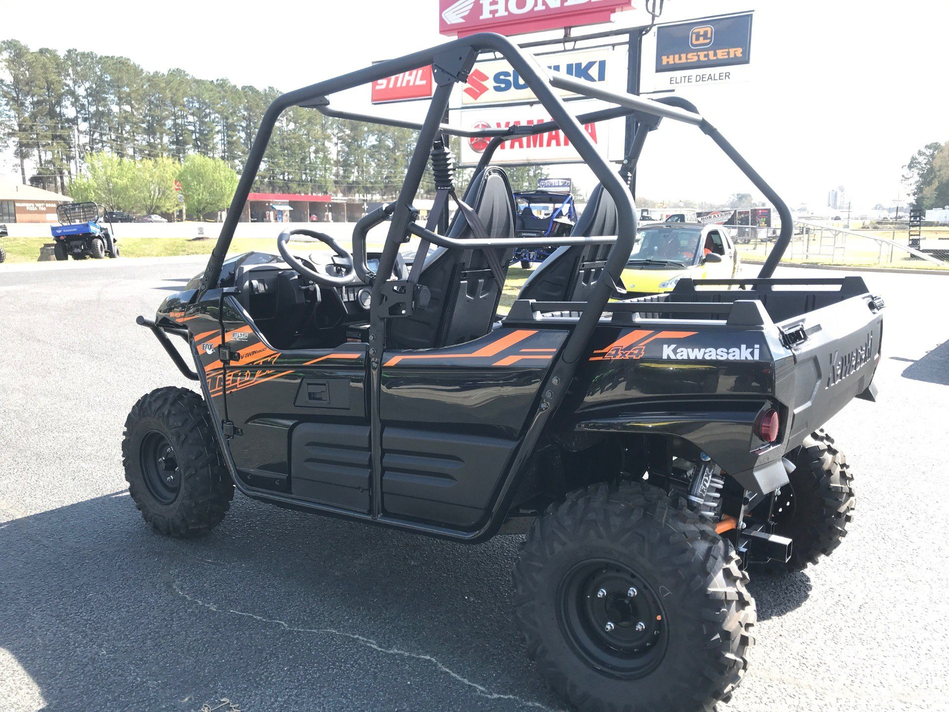 2020 Kawasaki Teryx in Greenville, North Carolina - Photo 8