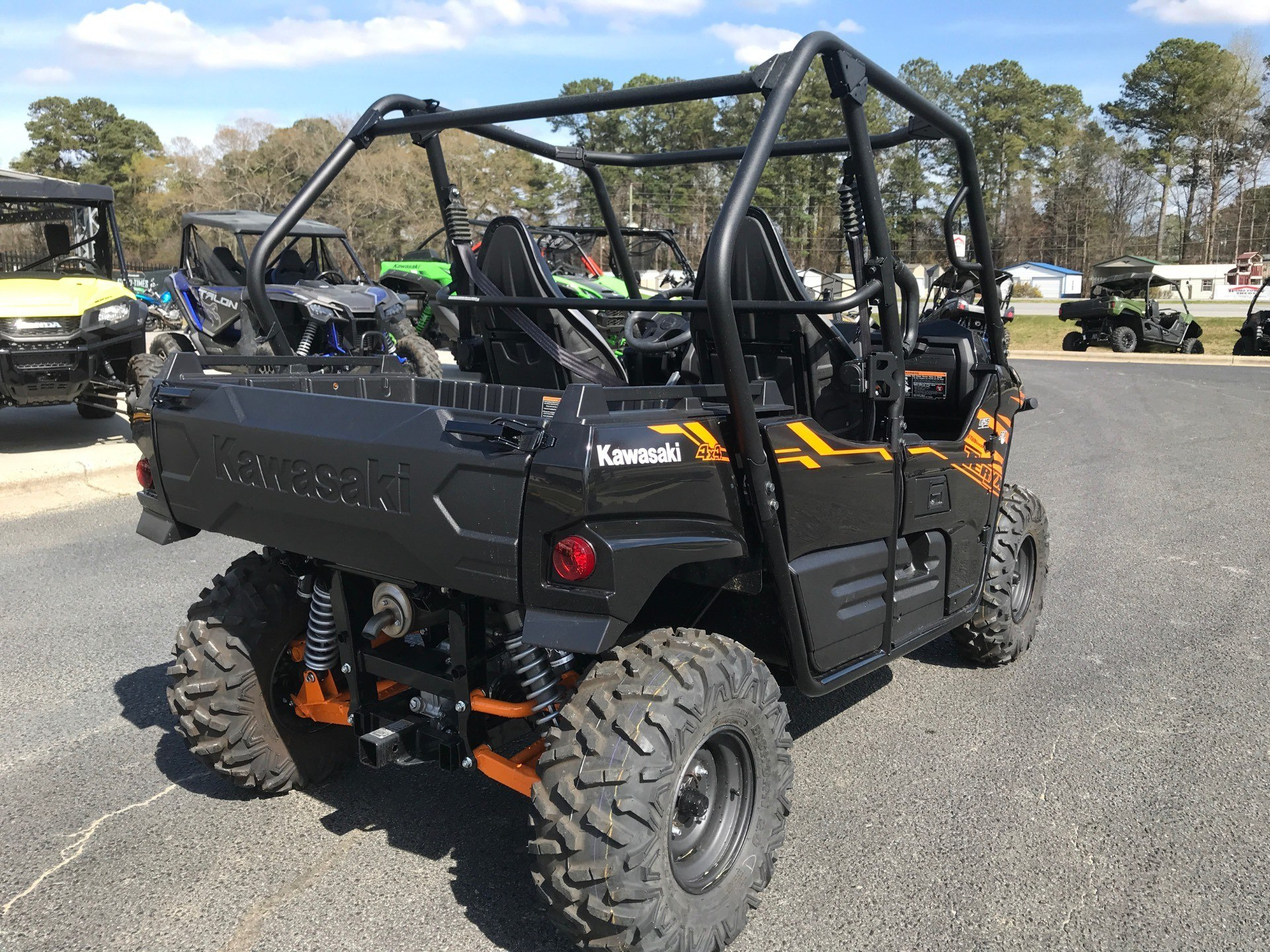 2020 Kawasaki Teryx in Greenville, North Carolina - Photo 11