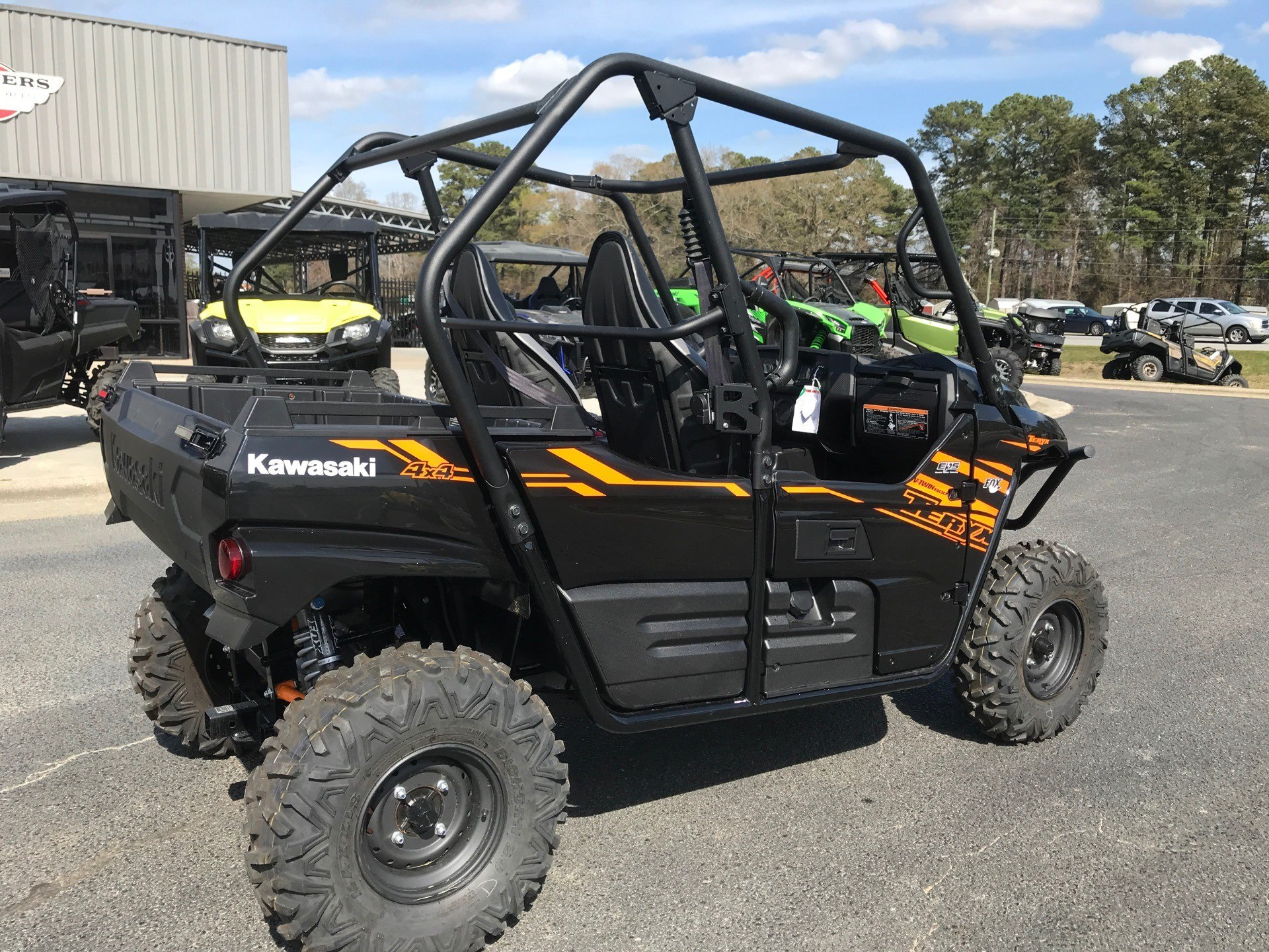 2020 Kawasaki Teryx in Greenville, North Carolina - Photo 12