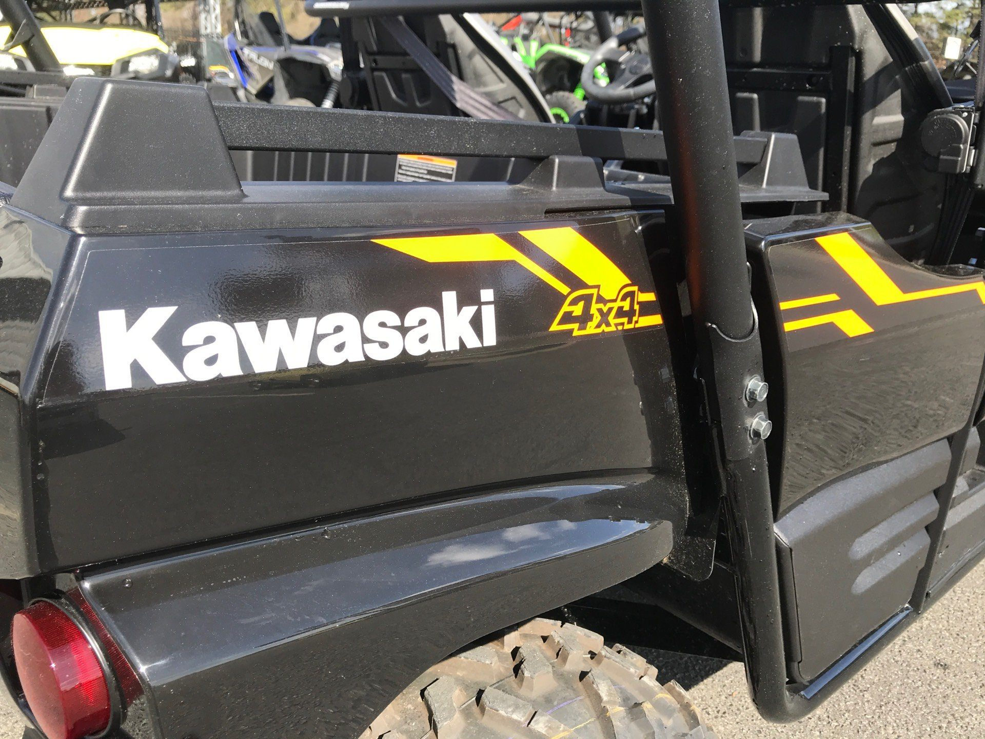 2020 Kawasaki Teryx in Greenville, North Carolina - Photo 17