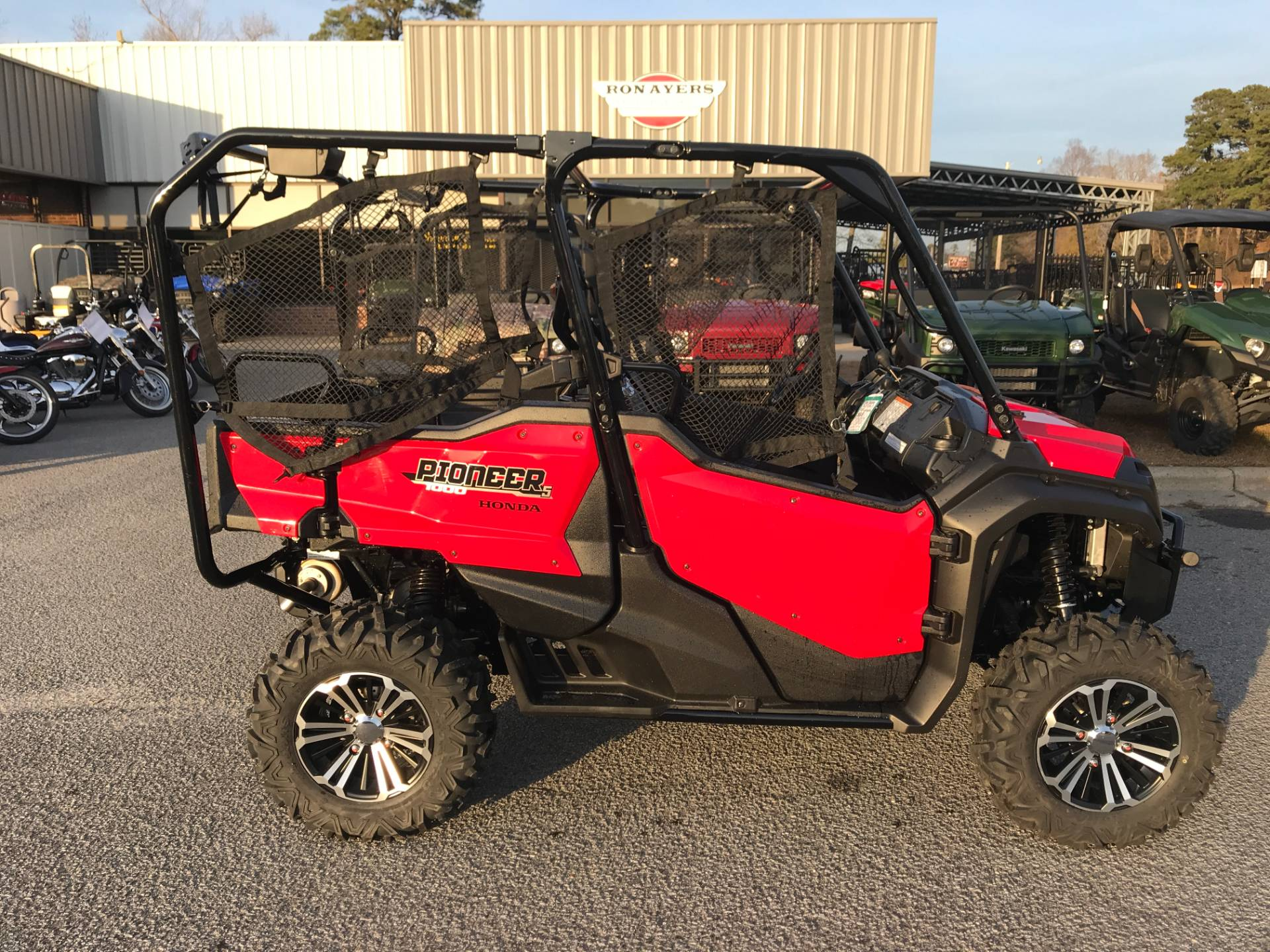New 2018 Honda Pioneer 1000 5 Deluxe Utility Vehicles in Greenville
