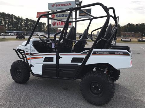 2018 Kawasaki Teryx4 in Greenville, North Carolina - Photo 10