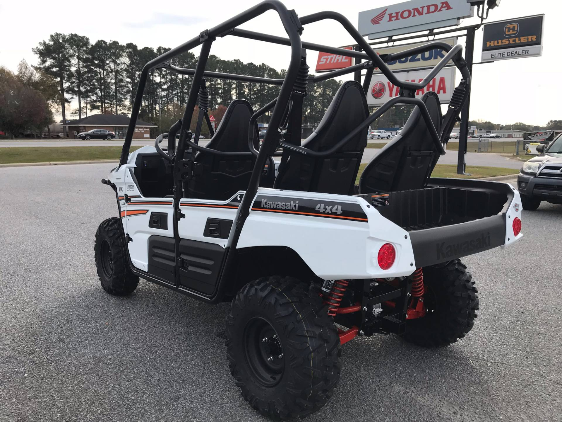 2018 Kawasaki Teryx4 in Greenville, North Carolina - Photo 11