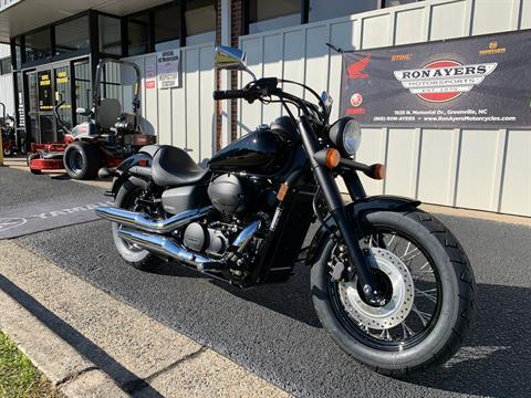 2019 Honda Shadow Phantom in Greenville, North Carolina - Photo 3
