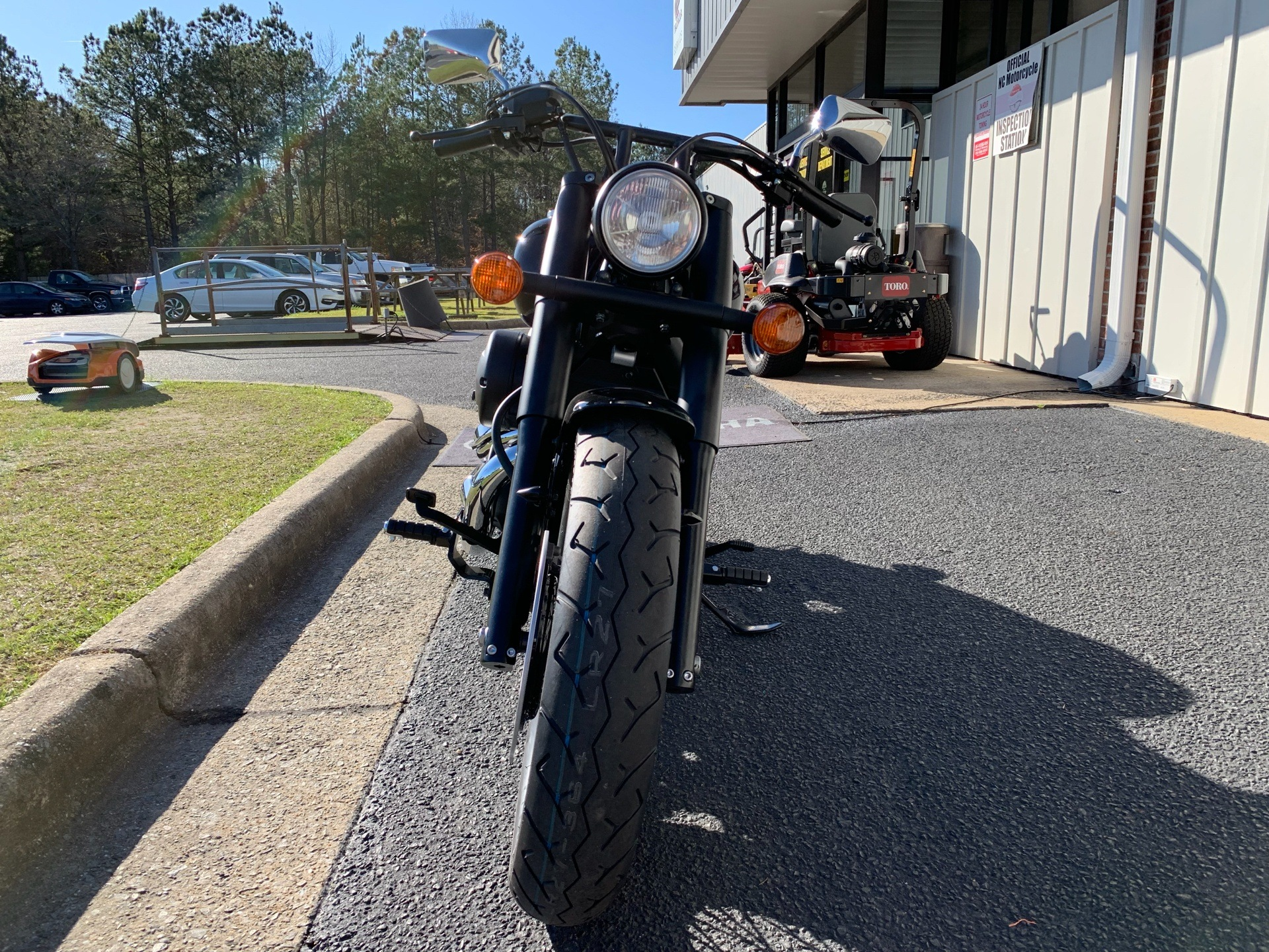 2019 Honda Shadow Phantom in Greenville, North Carolina - Photo 4
