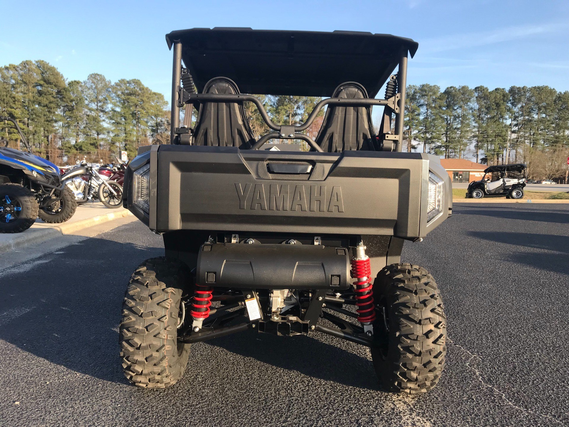 2019 Yamaha Wolverine X2 R-Spec SE in Greenville, North Carolina - Photo 10