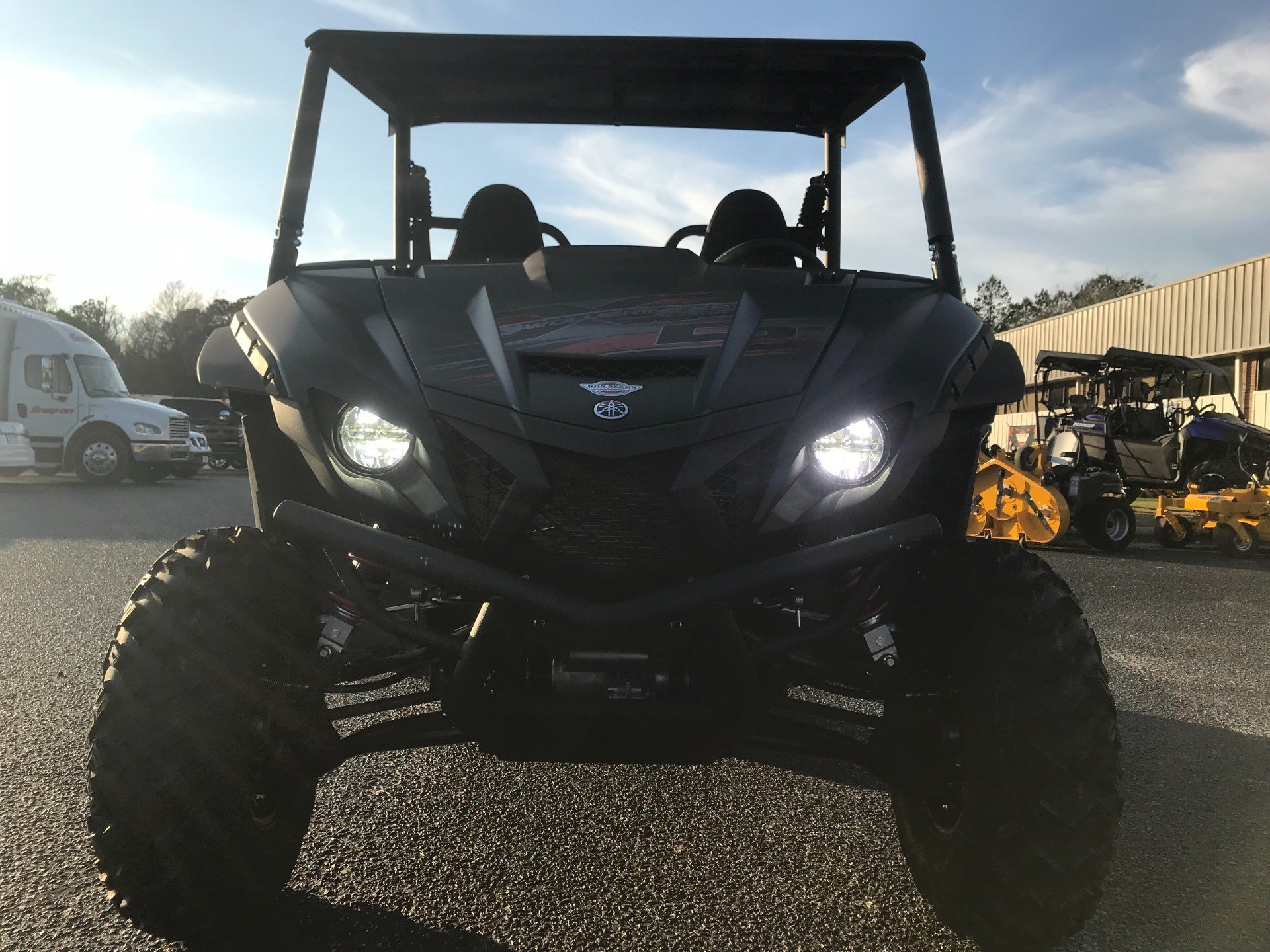 2019 Yamaha Wolverine X2 R-Spec SE in Greenville, North Carolina - Photo 13