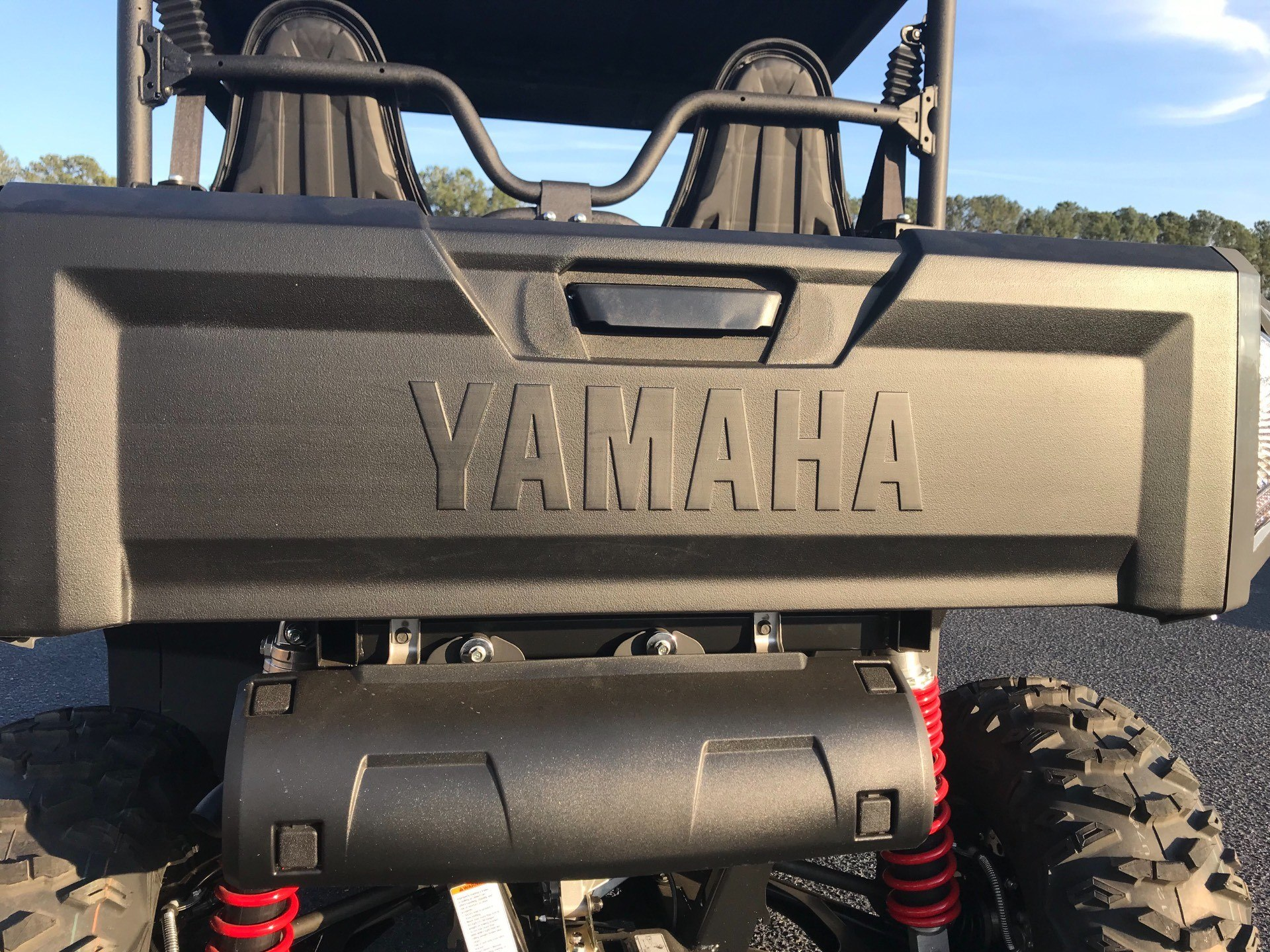 2019 Yamaha Wolverine X2 R-Spec SE in Greenville, North Carolina - Photo 18