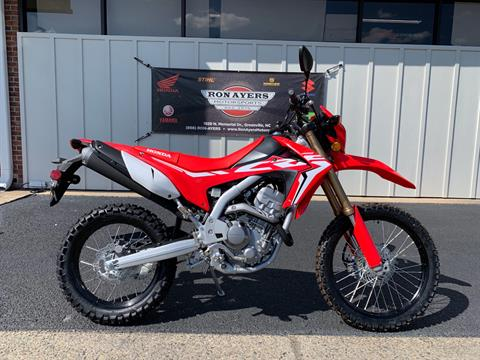 2019 Honda CRF250L in Greenville, North Carolina - Photo 1