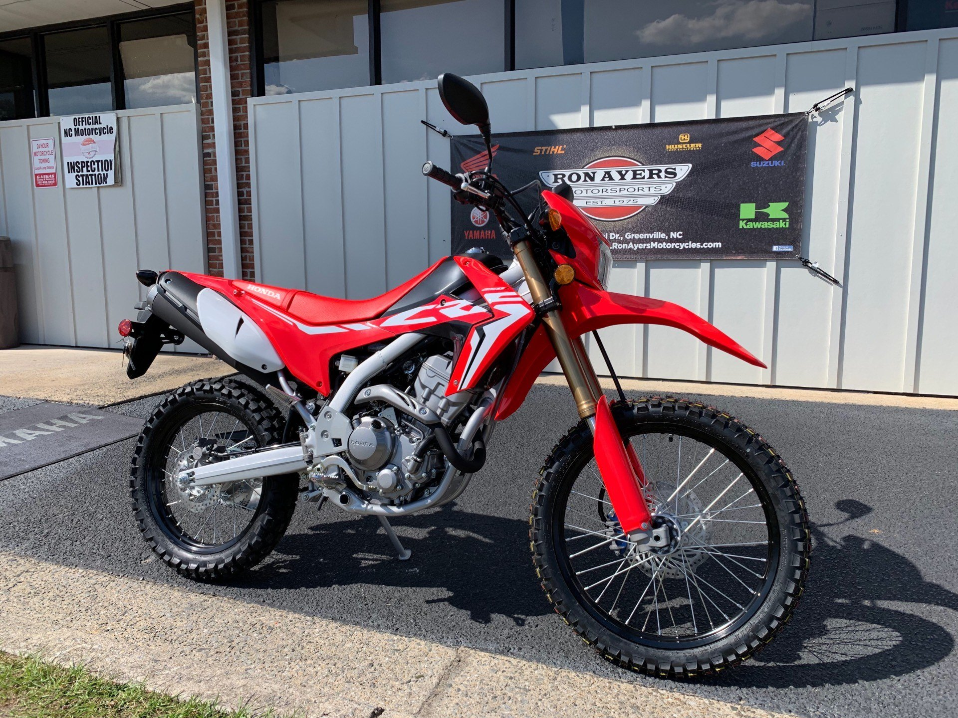2019 Honda CRF250L in Greenville, North Carolina - Photo 2