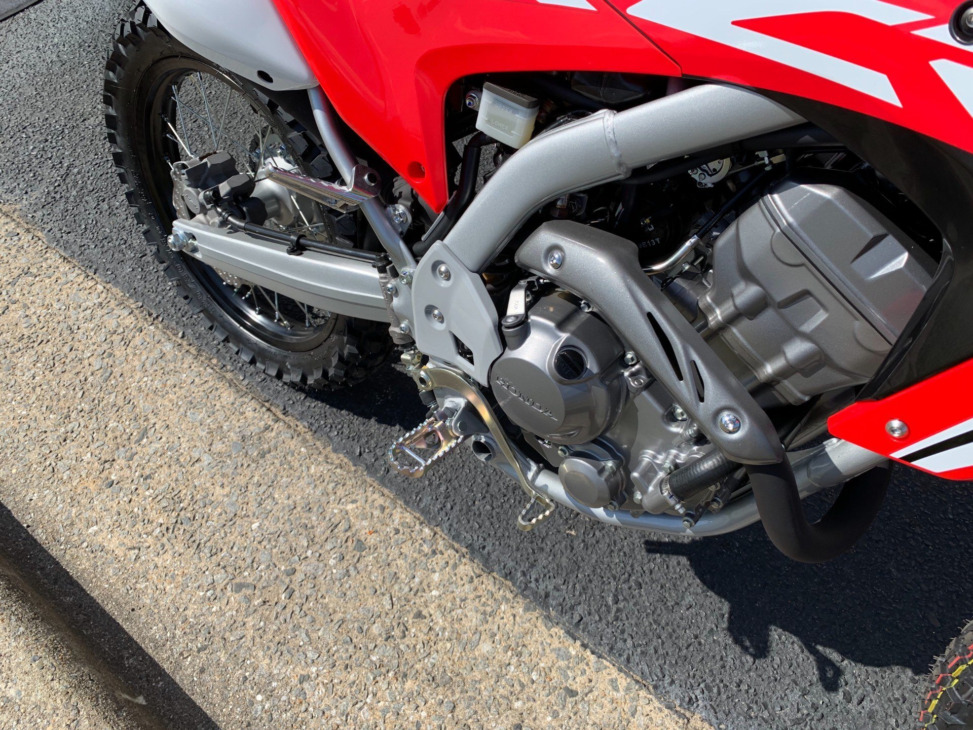2019 Honda CRF250L in Greenville, North Carolina - Photo 13