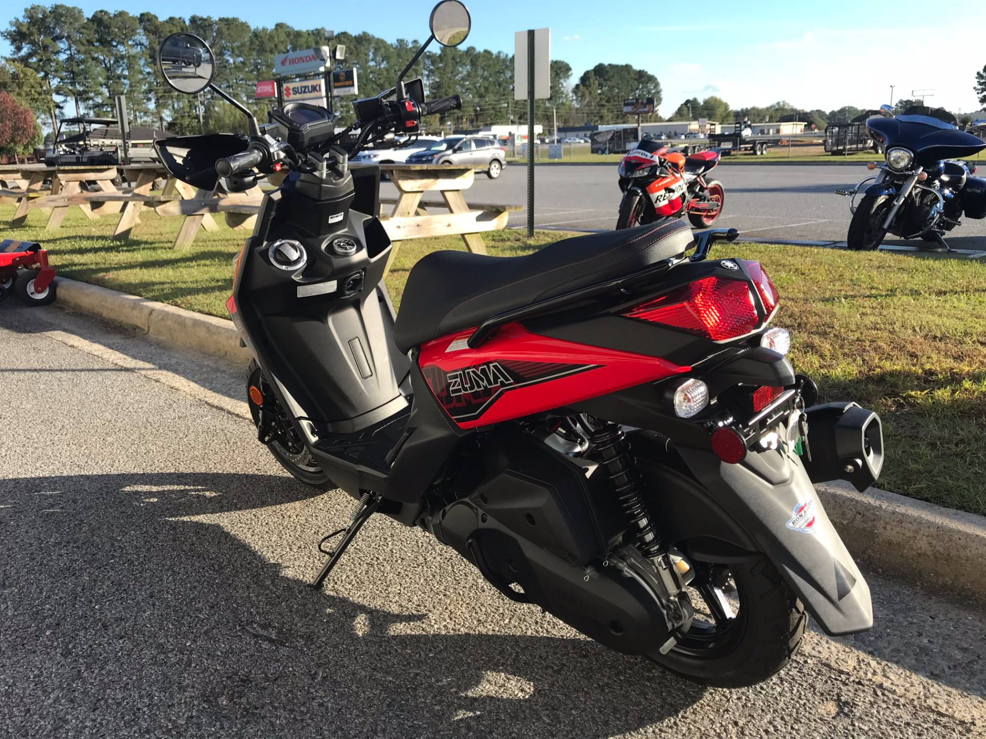 2018 Yamaha Zuma 125 in Greenville, North Carolina - Photo 8