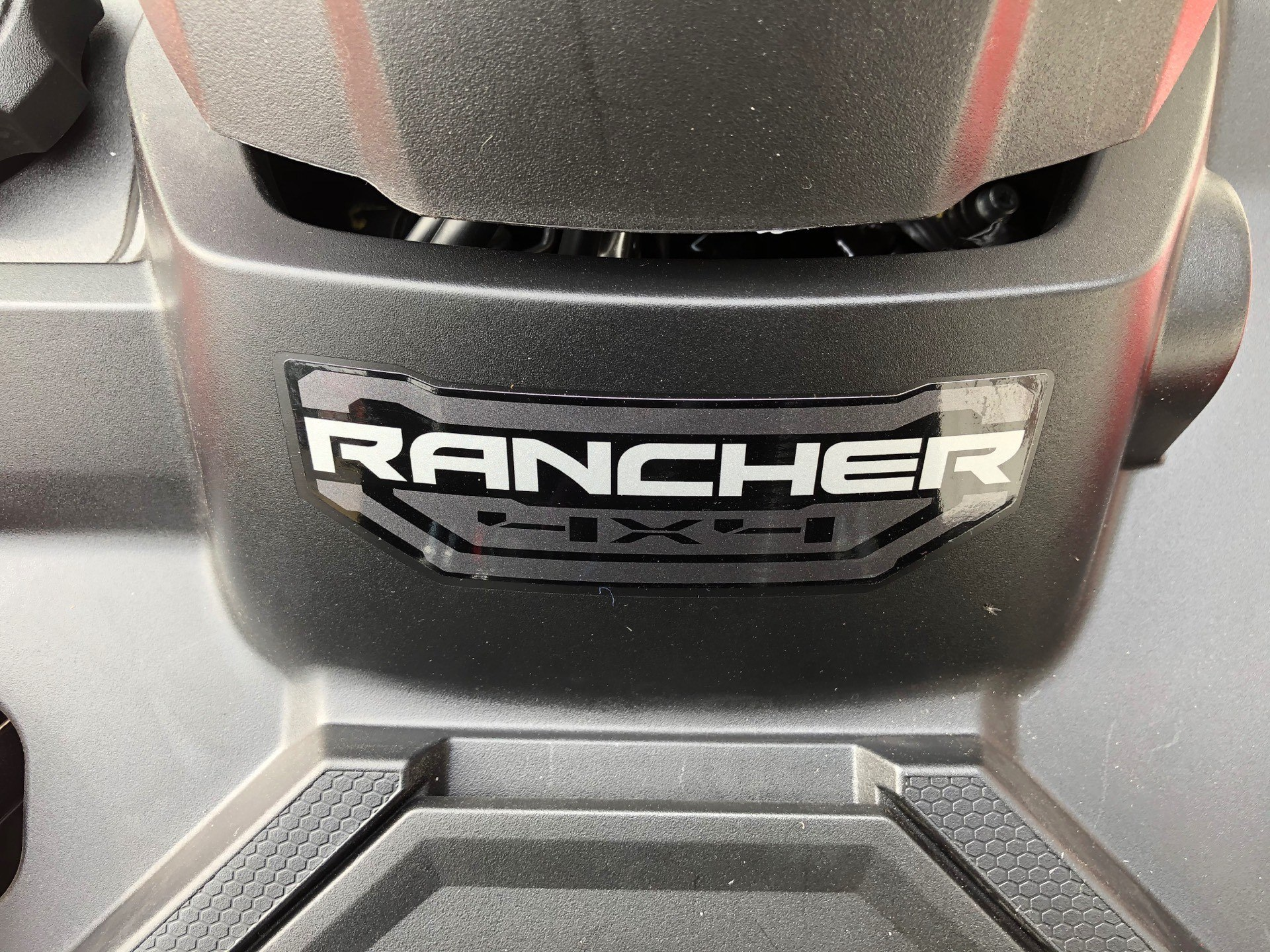 2020 Honda FourTrax Rancher 4x4 in Greenville, North Carolina - Photo 10