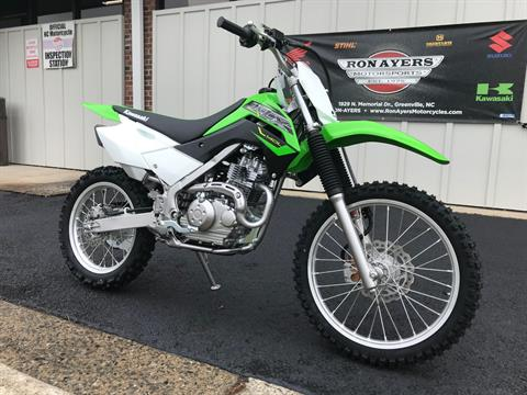 2019 Kawasaki KLX 140L in Greenville, North Carolina - Photo 2