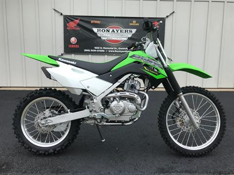 2019 Kawasaki KLX 140L in Greenville, North Carolina - Photo 18