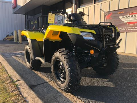 2020 Honda FourTrax Rancher 4x4 Automatic DCT EPS in Greenville, North Carolina - Photo 3