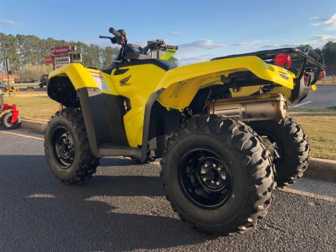 2020 Honda FourTrax Rancher 4x4 Automatic DCT EPS in Greenville, North Carolina - Photo 8