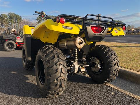 2020 Honda FourTrax Rancher 4x4 Automatic DCT EPS in Greenville, North Carolina - Photo 9