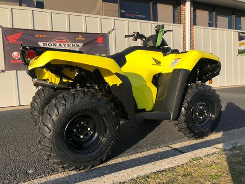 2020 Honda FourTrax Rancher 4x4 Automatic DCT EPS in Greenville, North Carolina - Photo 12