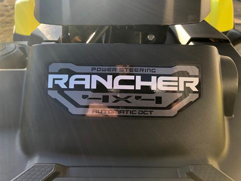 2020 Honda FourTrax Rancher 4x4 Automatic DCT EPS in Greenville, North Carolina - Photo 13