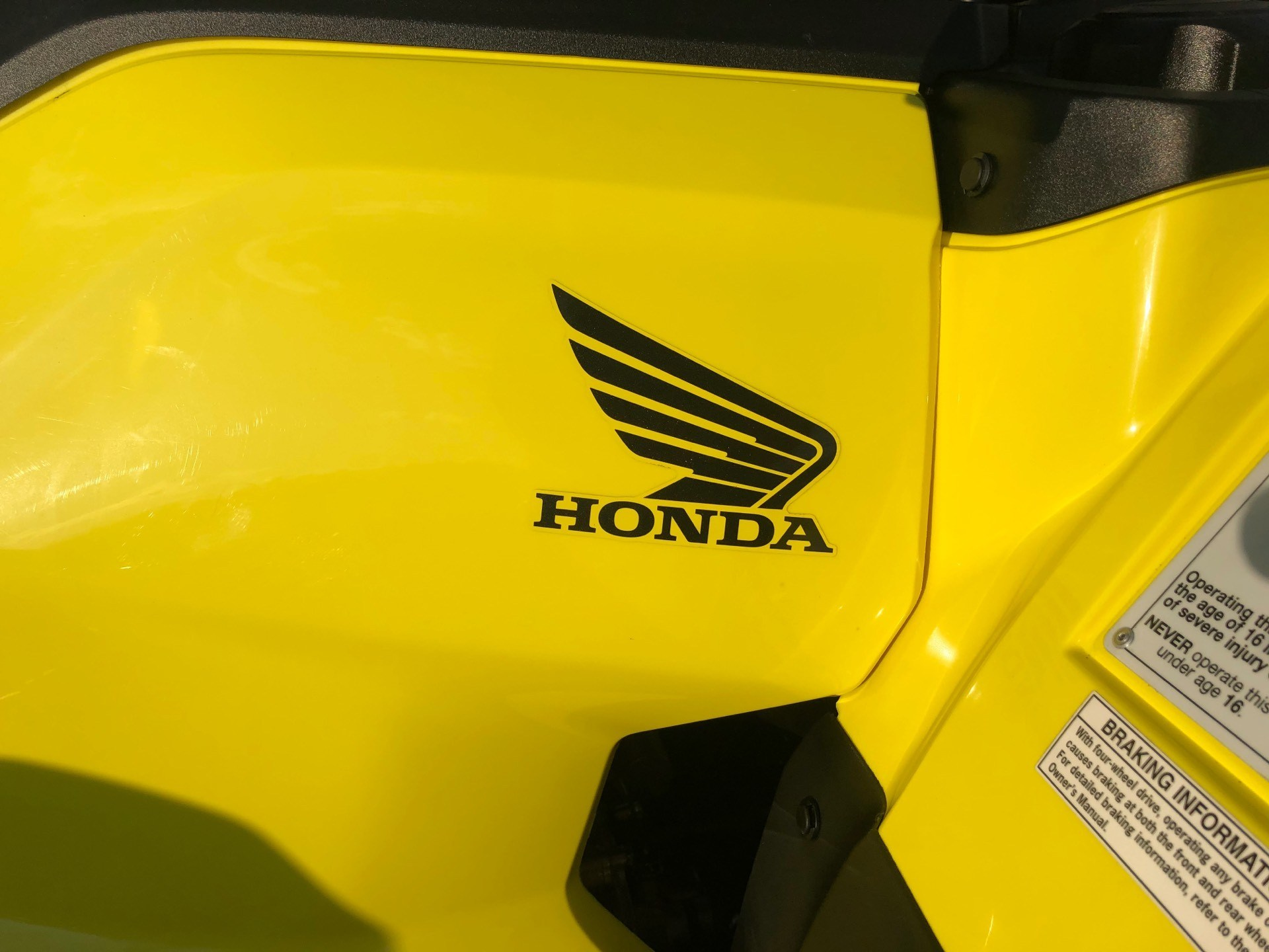 2020 Honda FourTrax Rancher 4x4 Automatic DCT EPS in Greenville, North Carolina - Photo 15