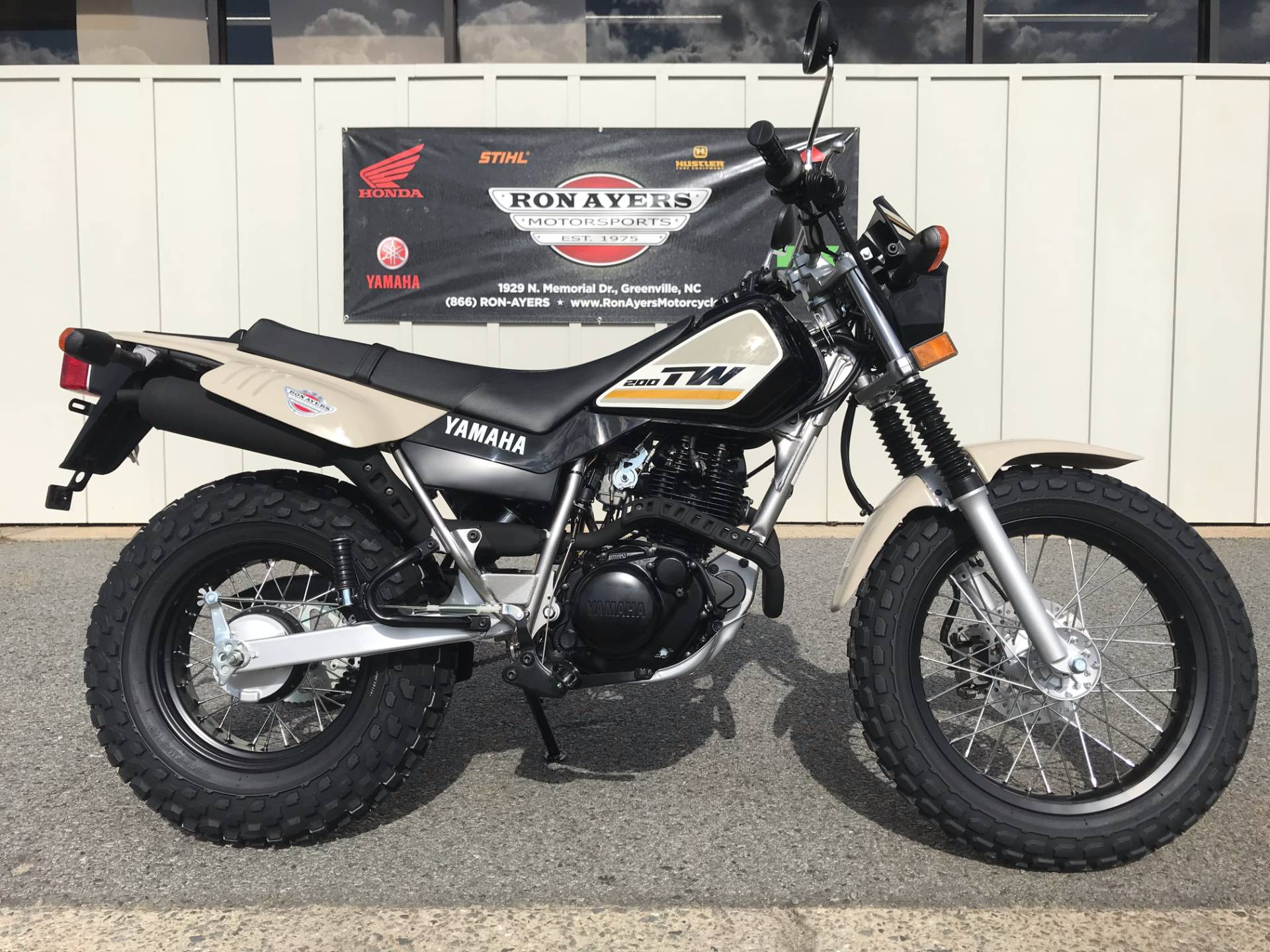2018 Yamaha TW200 in Greenville, North Carolina - Photo 19