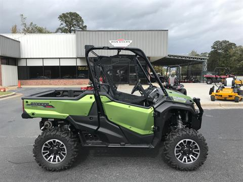 2021 Honda Pioneer 1000 Limited Edition in Greenville, North Carolina