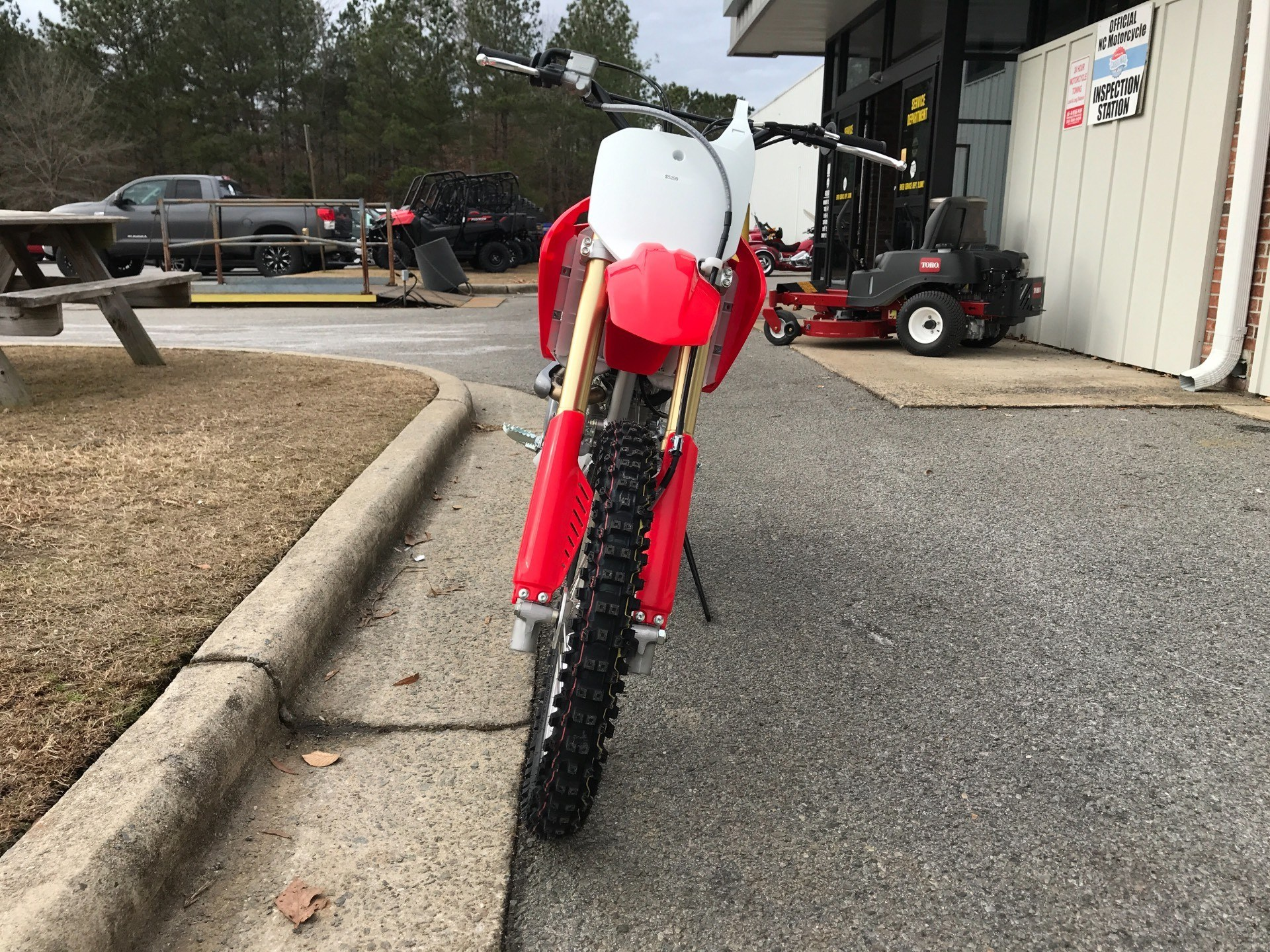 2018 Honda CRF150R Expert in Greenville, North Carolina - Photo 4