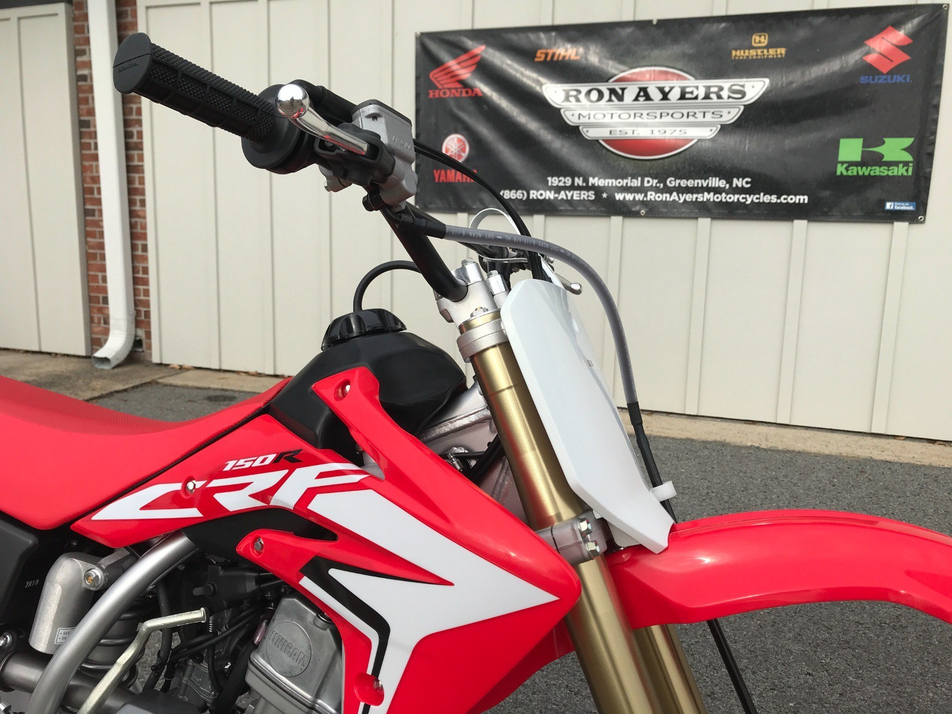 2018 Honda CRF150R Expert in Greenville, North Carolina