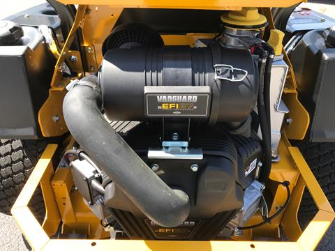 2021 Hustler Turf Equipment Super Z HyperDrive 60 in. Vanguard Big Block EFI 37 hp with Oil Guard in Greenville, North Carolina - Photo 5