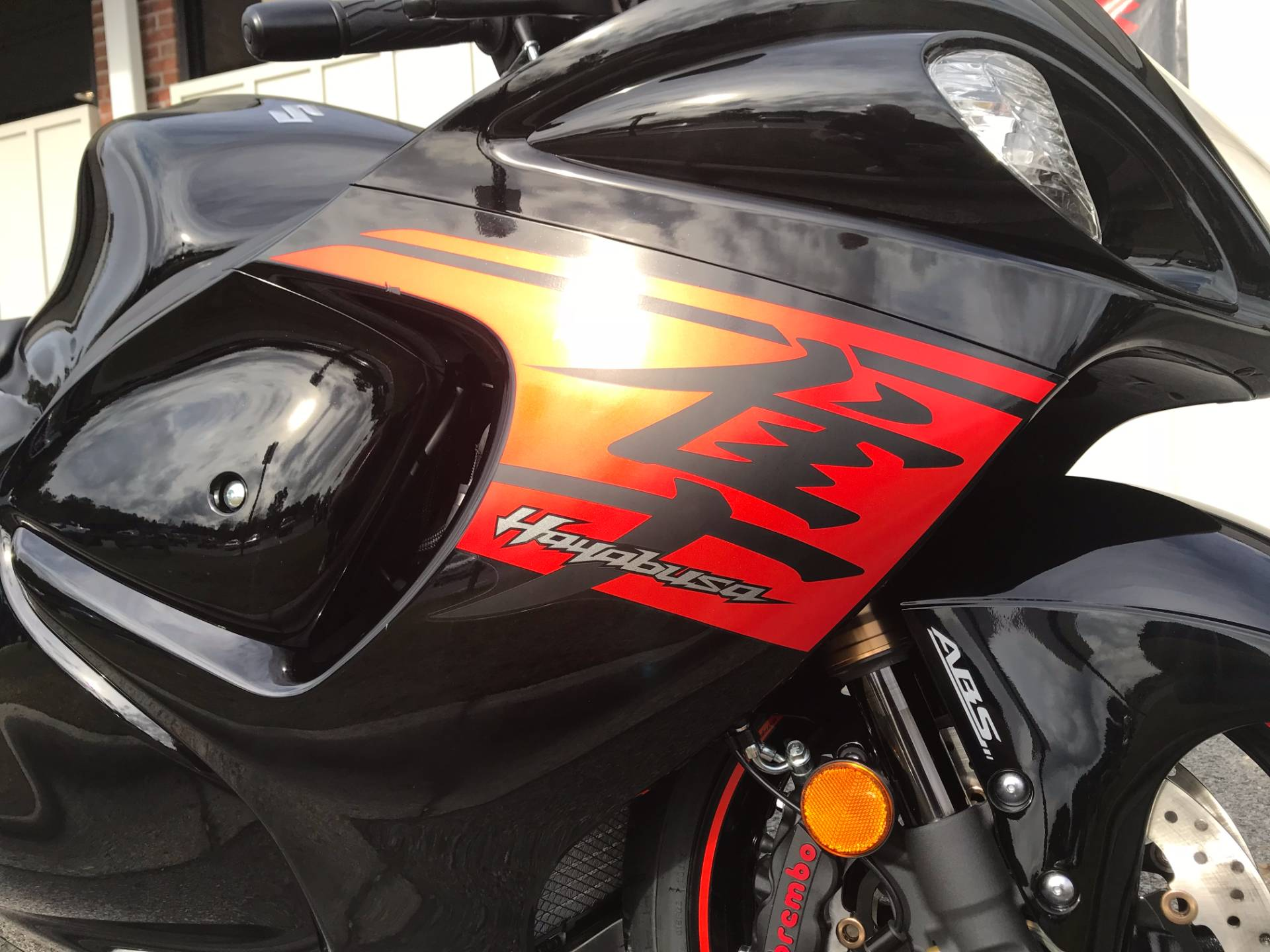 2018 Suzuki Hayabusa in Greenville, North Carolina - Photo 13